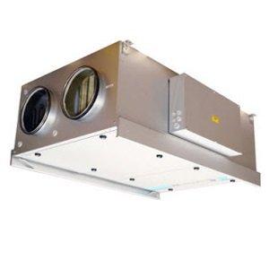 Вентиляционные агрегаты с рекуперацией тепла