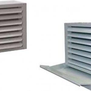 Воздухонагреватели и воздухоохладители